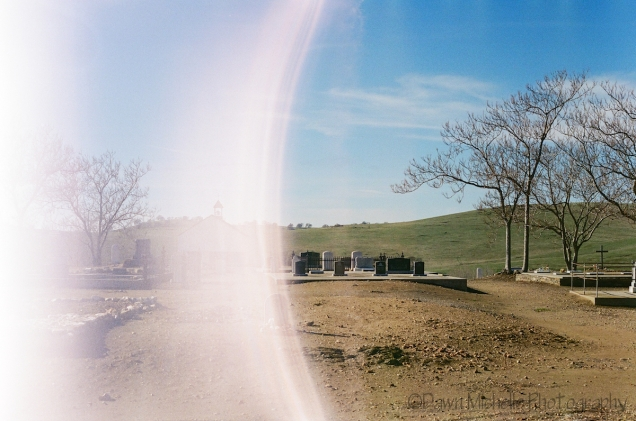 Hornitios, CA - Bad roll of film